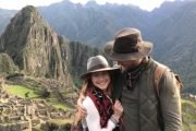Julianne Hough's Husband Makes Her 'Dream' Come True on Surprise Birthday Trip to Machu Picchu