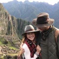 Julianne Hough's Husband Makes Her 'Dream' Come True on Surprise Birthday Trip to Machu Picchu