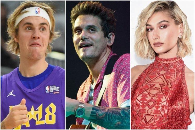 John Mayer clowns Justin Bieber and Hailey Baldwin's hot tub PDA