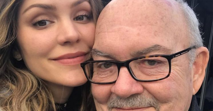 Katharine McPhee Dedicates Her 'Waitress' Return to Her Late Father