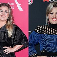 Kelly Clarkson & More Amazing Celeb Weight Loss Transformations Of 2018