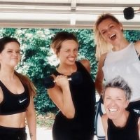 Kelsea Ballerini, Maren Morris and Carly Pearce Work Out Together: Pics