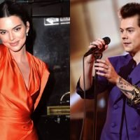 Kendall Jenner Cheers On Ex Harry Styles At His Final 'Live On Tour' Show — See Her Dancing In The Crowd
