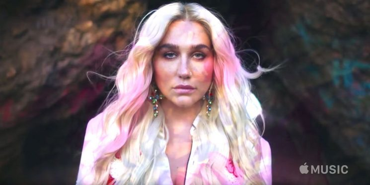 Kesha Released a Powerful First Look at Her 'Rainbow' Documentary