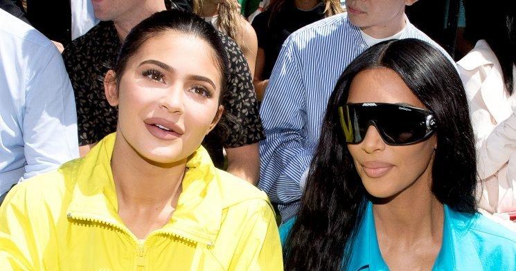 Kim Kardashian Defends Kylie Jenner's 'Forbes' Cover