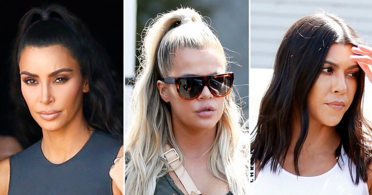 Kardashian Sisters Enjoy Bowling Outing Together