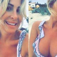 Kim Zolciak Reveals She's 'Downsizing' Her Breast Implants: How Small Will She Go?