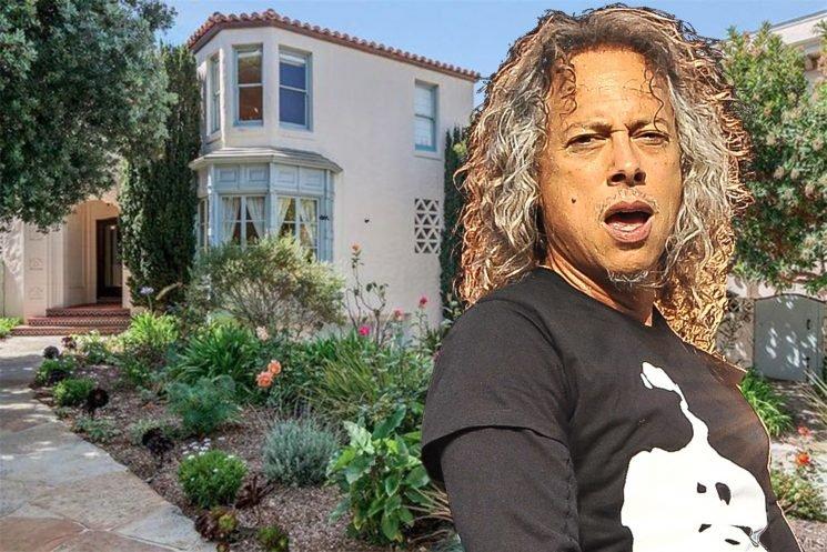 Metallica's Kirk Hammett selling San Francisco mansion for $13M