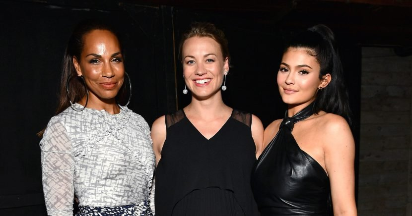 Filler-Free Kylie Jenner Joins Stars at 'Handmaid's Tale' Finale Party