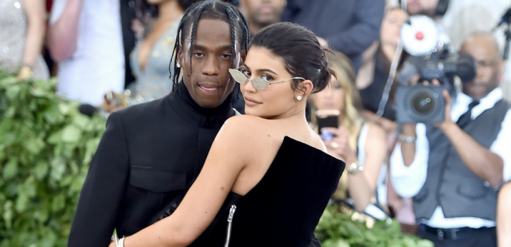 Kylie Jenner Shares Behind-The-Scenes Video From Sexy Photoshoot With Travis Scott
