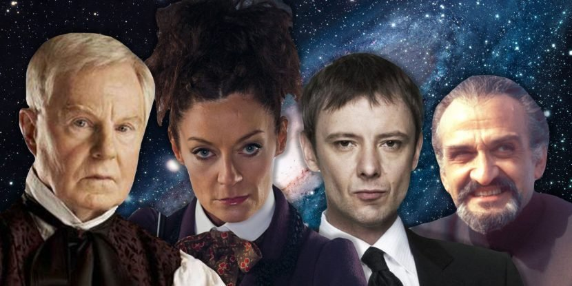 Ranking all 10 of Doctor Who's official Masters, from worst to best