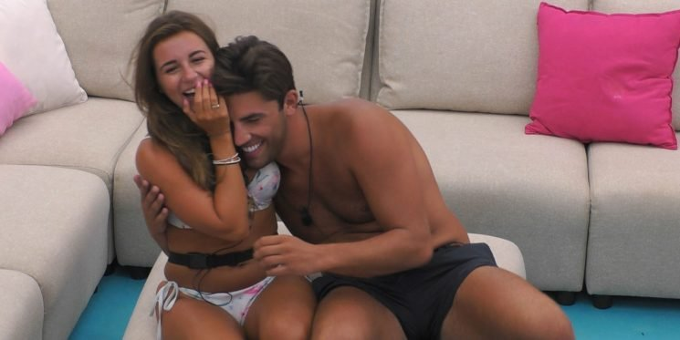 Love Island will definitely be won by Dani Dyer and Jack Fincham… according to a psychic cat