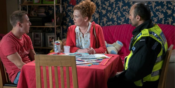 Coronation Street's Tyrone Dobbs and Fiz Stape to reunite after shock death news
