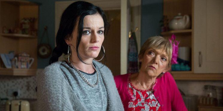 EastEnders' Hayley Slater finally reveals her pregnancy secret next week