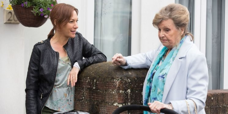 EastEnders moves to later slot tonight as Cora makes Rainie a life-changing offer