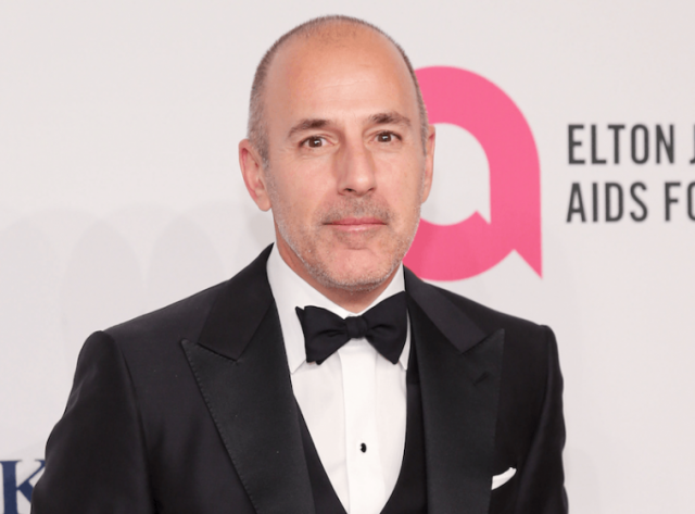 Why Matt Lauer Says People Are 'Taking Advantage' Of Him Now