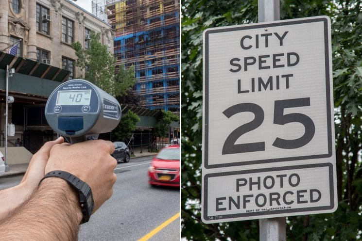 Drivers seen racing through school zones with disabled speed cameras