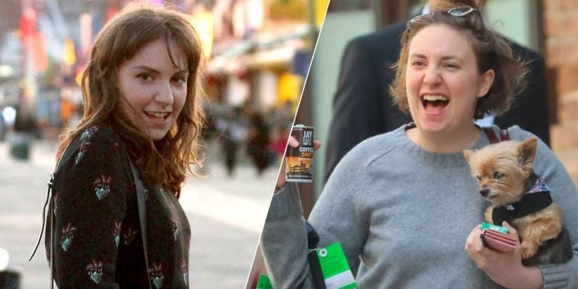 Lena Dunham's Side-By-Side Photos Are Going Mega Viral — But If You Think You See the Difference, You're Missing the Point
