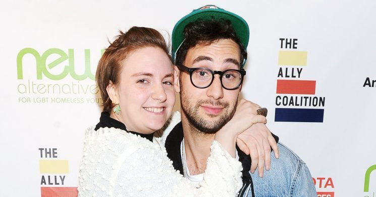 Lena Dunham: I Was 'Smart' for Dating Jack Antonoff