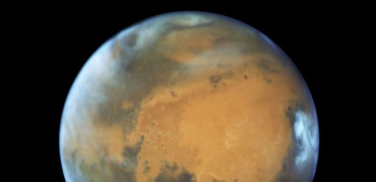 Scientists Have Just Confirmed The Phenomenal Discovery Of A Liquid Water Lake On The South Pole Of Mars