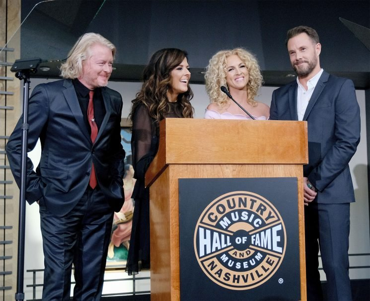 Little Big Town Exhibit Showcases Career Highs, Lows and a One-of-a-Kind Gift From Taylor Swift
