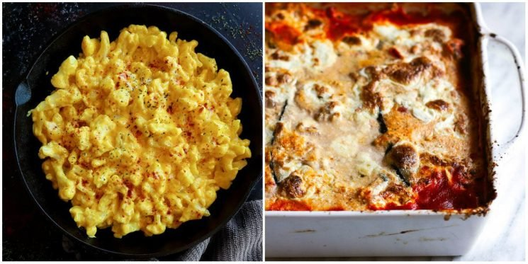 5 Low-Carb Pasta Recipes That Are Absolutely Delicious