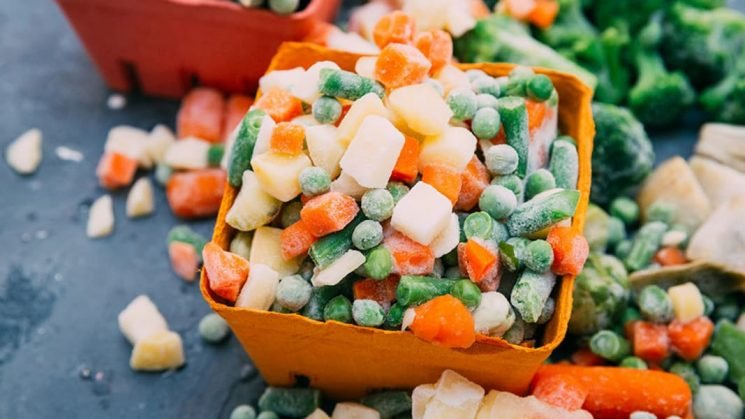 Massive Frozen Veggies Recall Affects 107 Countries, Including the US