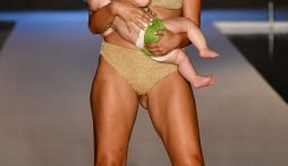 Model Who Breastfed on the Runway 'Proud' to Represent Working Moms: 'You Can Pursue Your Dream'
