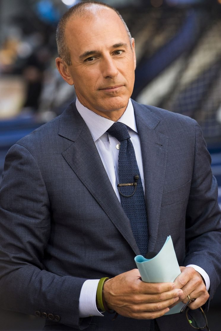 Matt Lauer Says He's 'An Easy Mark' In Combative First Interview Since Today Show Exit