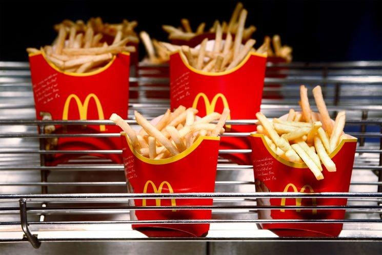 How to Get Free McDonald's Fries and More Deals on Friday for National French Fry Day