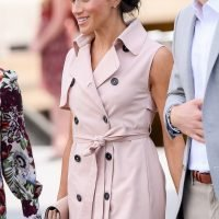 Meghan Markle Wears Edgy Canadian Designer (from Her Own Closet!) for Outing with Prince Harry