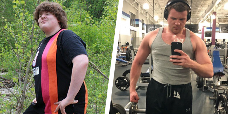 This Guy Lost 140 Pounds of Fat — Then Gained 45 Pounds of Muscle