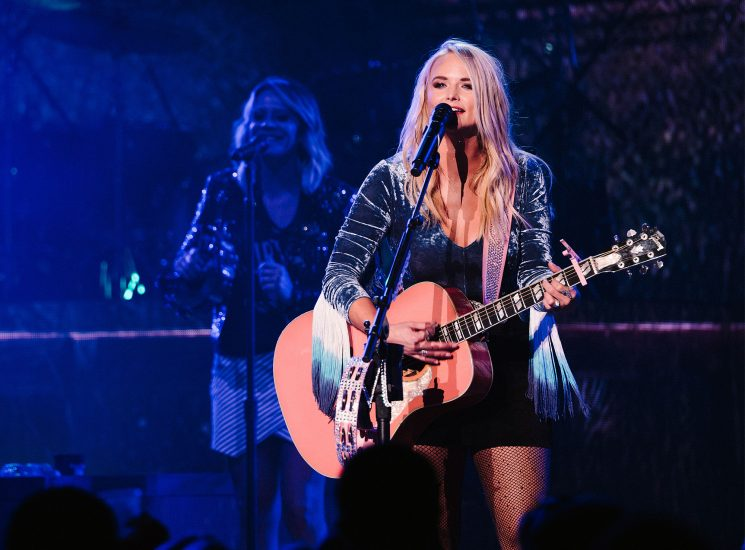 Miranda Lambert Opens Up to Long Island Audience About Putting Her 'Sad' Feelings into Music