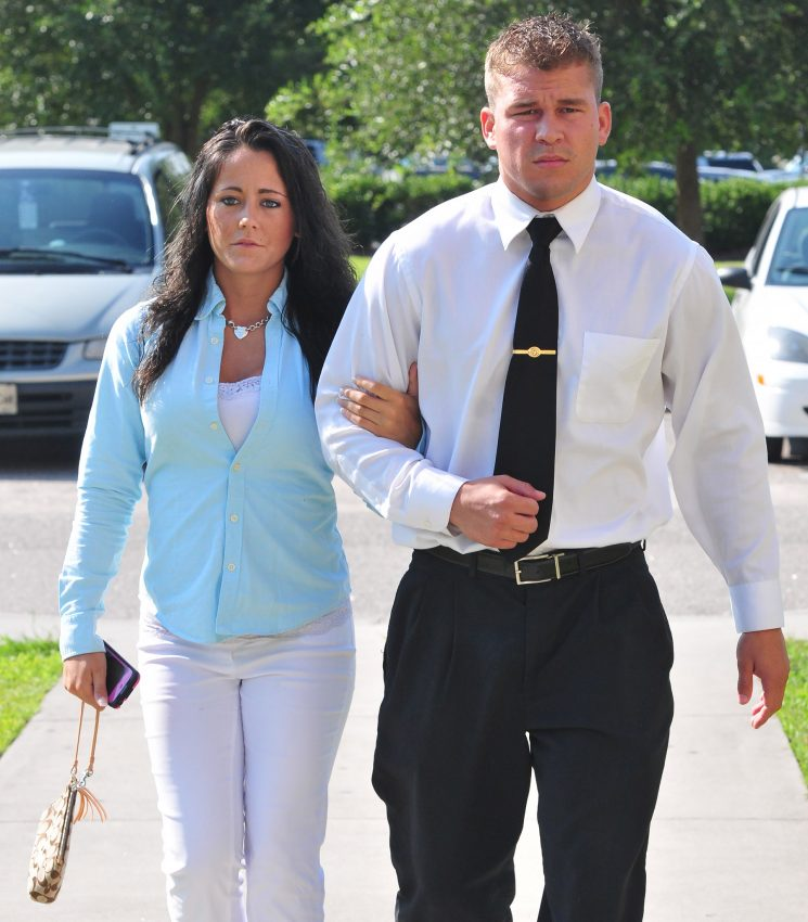 Teen Mom's Jenelle Evans' Ex Slams Her 'Erratic Behavior' After She Pulls a Gun in Front of Son