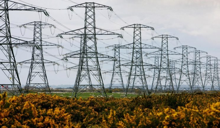 Ministers plan to float thousands of generators in the Irish Sea in case of No Deal Brexit to make sure Northern Ireland doesn't lose power