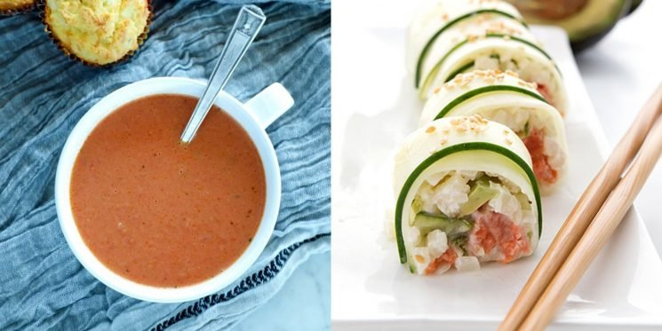 9 Keto-Friendly Lunches You Won't Get Totally Bored Of