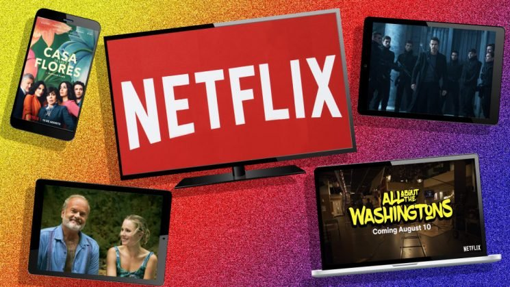 All the Netflix Originals Coming Out Through the End of the Year