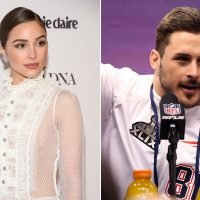 Restaurant patrons complain about Olivia Culpo's intense PDA