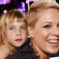 Pink Chats With Reese Witherspoon About Mom Guilt & Taking Kids on Tour