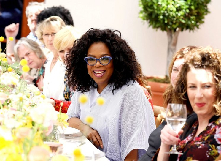 Oprah Winfrey Is Getting Into the Restaurant Business