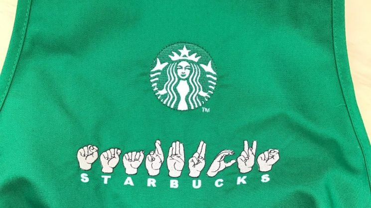 Starbucks Is Opening a Signing Store for the Deaf Community