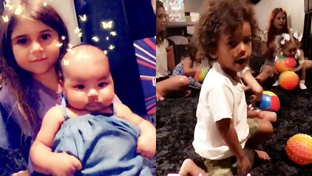 Penelope, Dream, Saint & True's Playdate Proves 'KUWTK: Next Generation' Would Totally Work