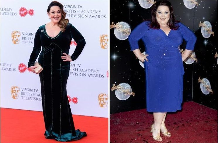 Lisa Riley reveals she was offered 'jaw-dropping' money to do weight-loss DVDs as she admits even her closest friends were shocked she shed 12st