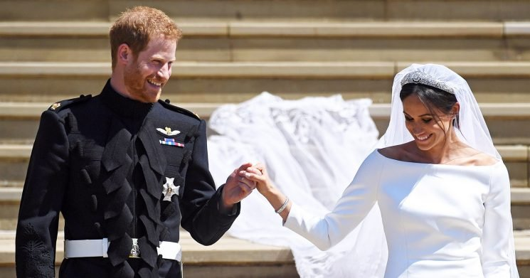 Prince Harry, Duchess Meghan Send Wedding Thank You Notes