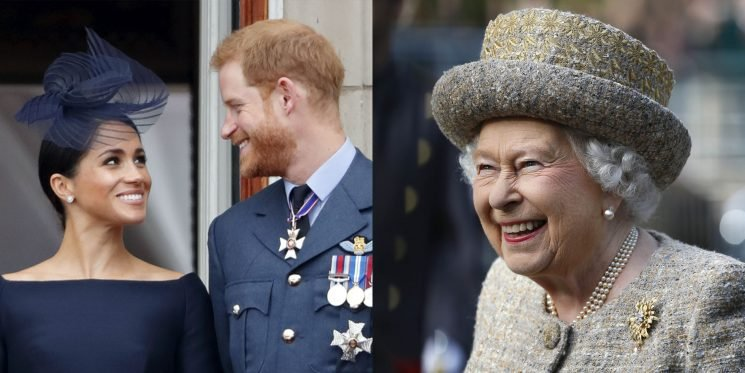 Meghan Markle and Prince Harry Were Just Given a New House by Queen Elizabeth