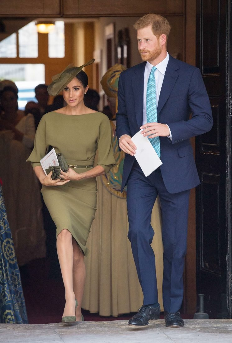 Get the Look: 7 Surprisingly Summery Olive Dresses Inspired by Meghan Markle