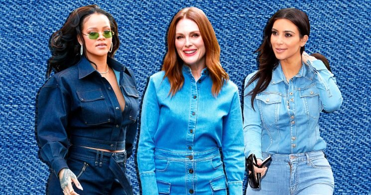 Stars Who Will Inspire You to Wear Double Denim