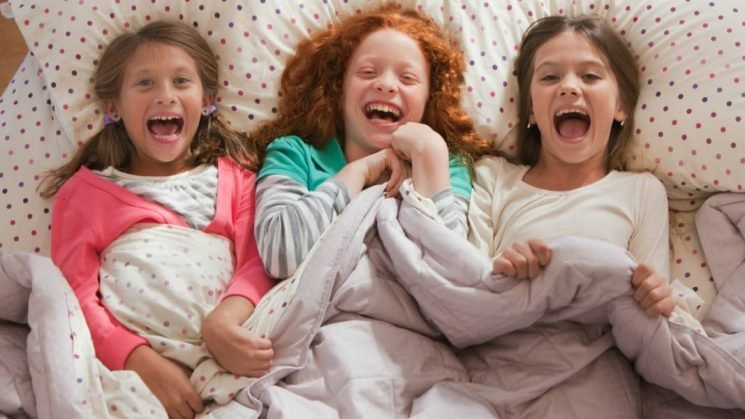 What Is a 'Safe' Sleepover, & When Is Your Kid Ready?
