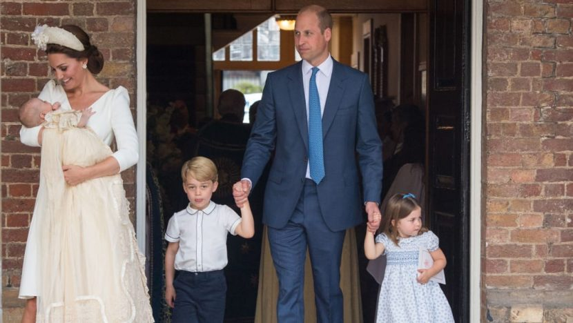 Princess Charlotte Just Stole the Show as Usual