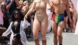 People of All Shapes and Sizes Walk 'The Real Catwalk' in Bathing Suits for Body Positivity